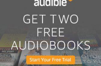 Audible- Get 2 free Audiobooks