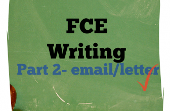 FCE exam writing part 2 Formal letter