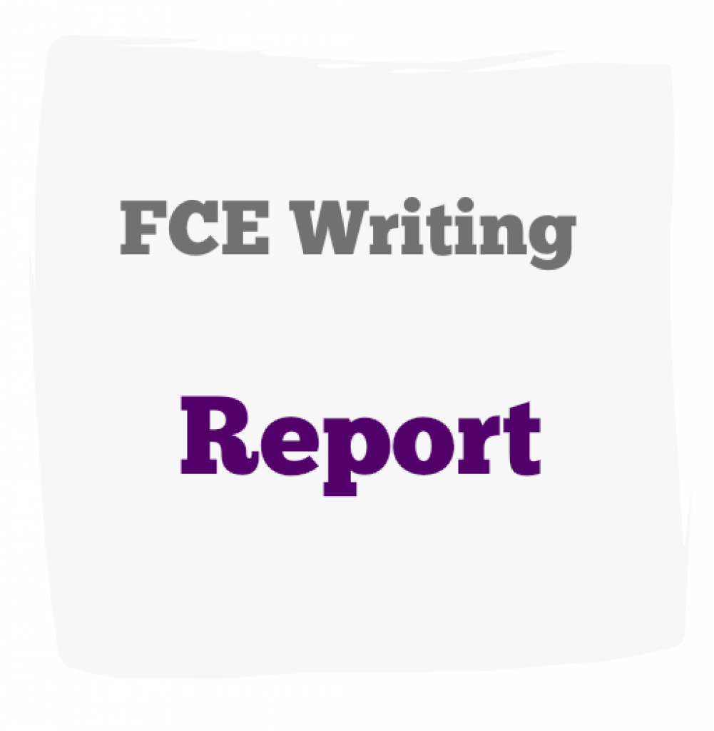 fce report sample questions