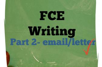 FCE writing part Complaint letter | English Exam Help