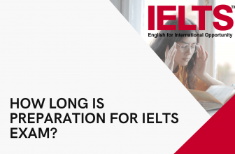 How long is preparation for IELTS exam?